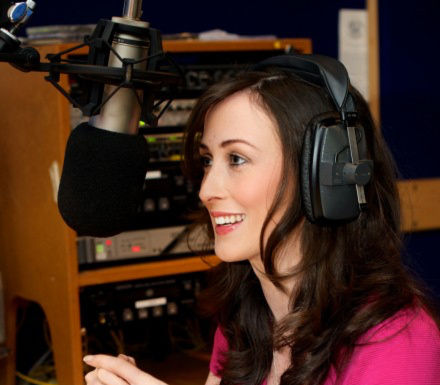 photo of Wendy Grace presenter on Spirit Radio