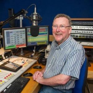 photo of Adrian Nolan presenter on Spirit Radio