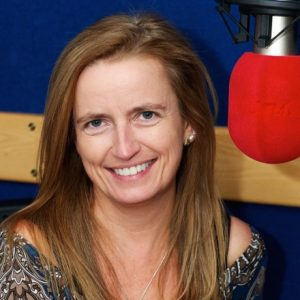 photo of Aine Carvill presenter on Spirit Radio