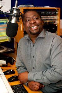 goodfrey chumbganda presenter spirit radio