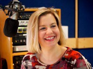 photo of Jacki Ascough presenter on Spirit Radio