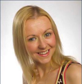 photo of Olga Kaye presenter on Spirit Radio