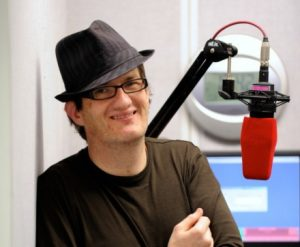 photo of Richie Gardiner presenter on Spirit Radio