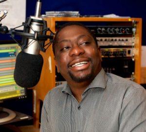 photo of Godfrey Chimbganda presenter on Spirit Radio