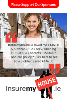 insure my house .ie advert