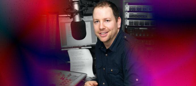 mark fennell presenter the breakfast show spirit radio