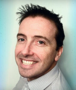 image of Brian Butterly Spirit Radio presenter