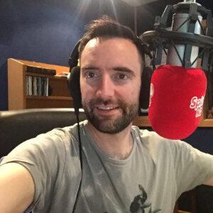 Cormac O'Buachalla Spirit Radio