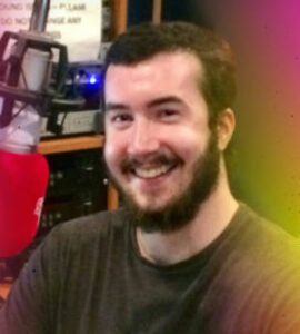 image of Mark McMorrow Spirit Radio presenter