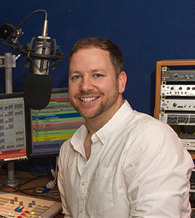 mark fennell presenter spirit radio