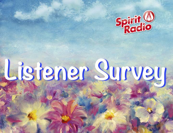 Spirit Radio Listener Survey 2021 post image